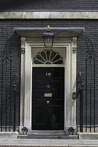 July 2010 eat your heart out for 10 downing street front door paint